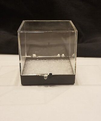 Miniature Cases Perky Boxes 2X2X2 Mineral Display Case Lot Of 25 Brand New