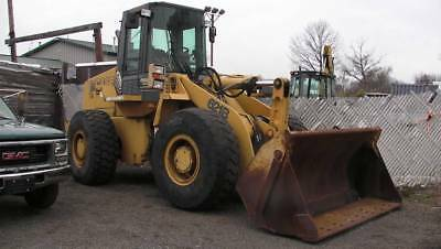 1996 Case 621B - Wheel Loader - ACS Quick Coupler - Clam Bucket - Low Hours - NJ