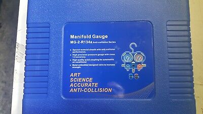Automotive MANIFOLD GAUGE SERIES heating A/C air conditioning hose