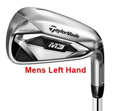 Taylormade M3 7-Sw+Aw Iron Set (6 Irons)  - Mlh Graphite - Senior Flex - New! #3