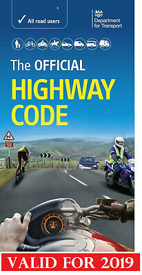 OFFICIAL DVSA CODE BOOK VALID FOR HIGHWAY 2018 TESTS*Hw