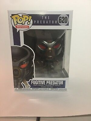 Funko POP Movies The Predator FUGITIVE PREDATOR #620