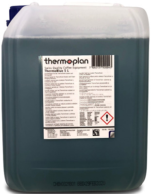 5 L Original Thermoblue Thermoplan Gastro Milchsystem-Reiniger Kanister