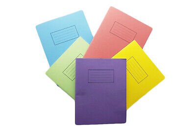 Tiger Exercise Book School Notebooks Classroom Homework 80 pages A5 bright color