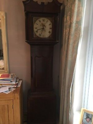 18th Century Grandfather Clock