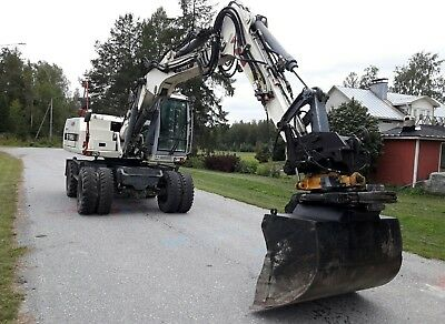 2008 Terex TW160 Wheel Loader