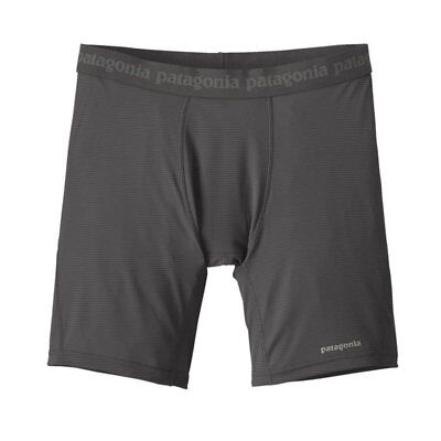 Patagonia M's Capilene Lightweight Performance Boxer Forge Grey S M L Xl