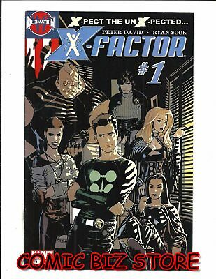 X-Factor #1 (2006) 1St Printing Bagged & Boarded Marvel