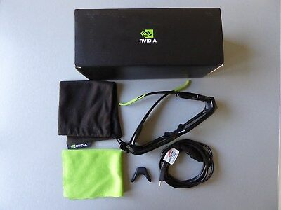 nvidia 3d Vision Extra Brille Wireless. Gamer-3D-Brille. OVP!