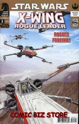 Star Wars X-Wing Rogue Leader #3 (2006) 1St Printing Bagged & Boarded