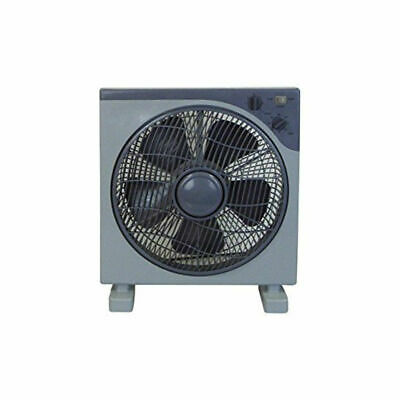 Ventilateur / Circulateur d'air frontal rotatif Cornwall - 40cm / 50W (RF40)