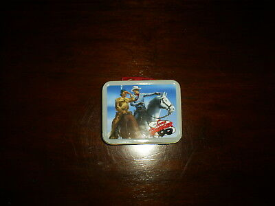 The Lone Ranger Collectible Tin Cheerios General Mills 2001