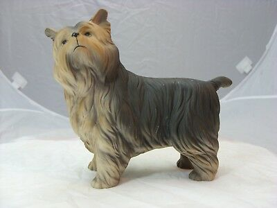 Aldon fine porcelain Terrier type dog (Silky?)