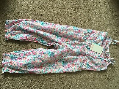 Girls monsoon playsuit Age 2-3