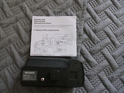 **MINT ** NEW ** Panasonic LUMIX Battery Grip for GH5 GH4 Camera
