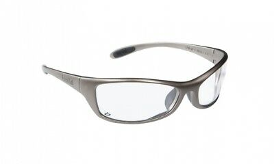 BOLLE Safety Glasses SPIDER SPIPSI Scratch resistant Anti-fog Lens FREE  Pouch 131919b118b2