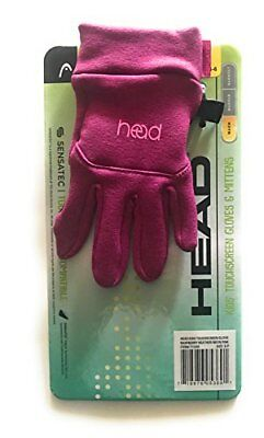 NEW! Head Kid's Sensatec Touchscreen Gloves & Mittens VARIETY SIZE & COLORS