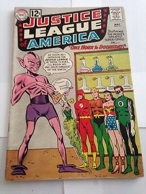 Justice League of America #11 (May 1962, DC)