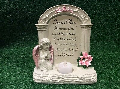 Nan Archway To Heaven, Grave Memorial Ornament, Graveside Remembrance Gift.