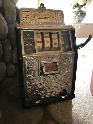 antique coin slot machine