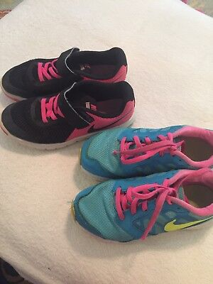 Lot Of Girls Shoes Size 12, Boots, Tennis Shoes, Dress Shoes And Casual