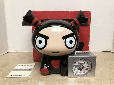 PUCCA Alarm Clock New in Box Funny LoveStory of Pucca & Eternal love Garu!