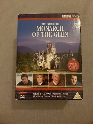 monarch of the glen hogmanay special