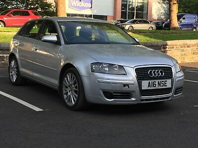 2008 Audi A3 1.4 Tfsi Se 5 Door * Starts & Drives * Requires Attention *