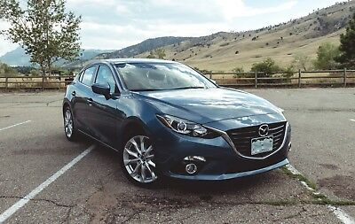 2015 Mazda Mazda3 S-Touring Immaculate 2015 Mazda 3 S-Touring only 13k miles!