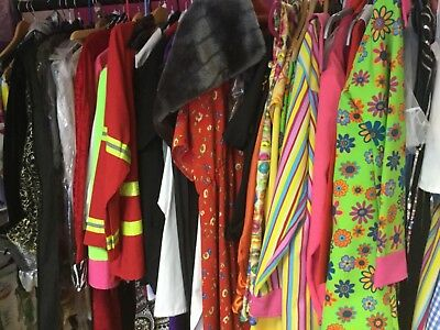 35 x Job Lot Of Fancy Dress Costumes Dress costumes ladies men's