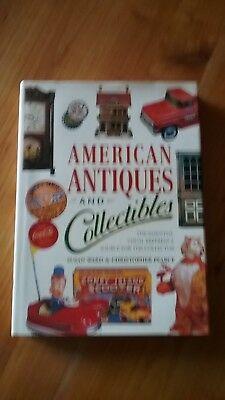 Ward & Pearce  AMERICAN ANTIQUES AND COLLECTIBLES Reference 1996 HC/DJ Illust'd