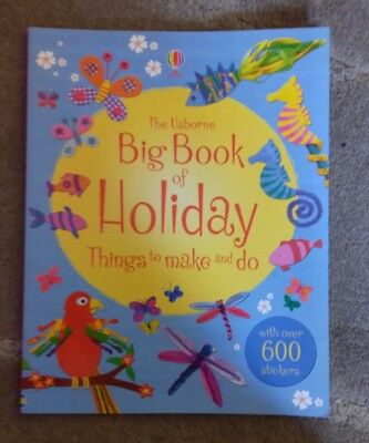 The Big Book of Holiday Things to Make and Do by Usborne Publishing Ltd (Paperb…