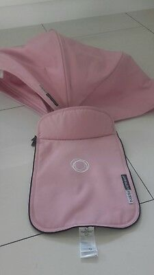 Bugaboo cameleon 3 fabric set soft pink