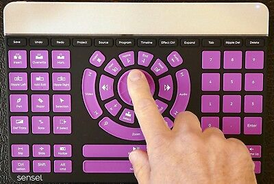 SENSEL Morph Multi-touch Photo-Video Editing Console