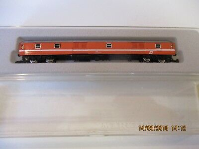 Unknown Z: Express OBB baggage coach, boxed