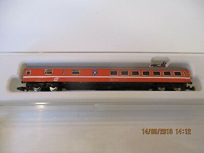Unknown Z: Express OBB dining coach, boxed