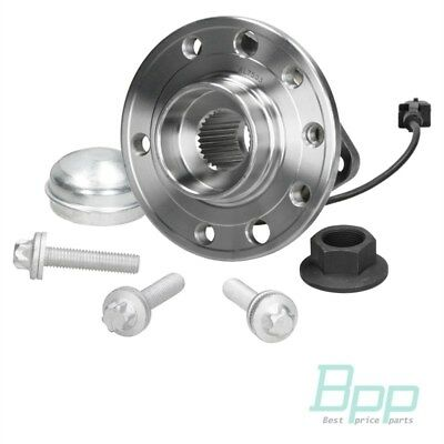 Front Axle Wheel Bearing Kit + Hub Assembly + Abs Sensor Opel Signum 1.8-3.2