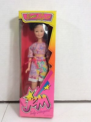 VINTAG BANEE of the Starlight Girls 1987 Hasbro JEM TRULY OUTRAGEOUS! New
