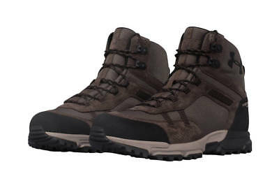 27a0a4daca6 UNDER ARMOUR POST Canyon Mid Waterproof Hiking Boots Mens Brown/Black NEW