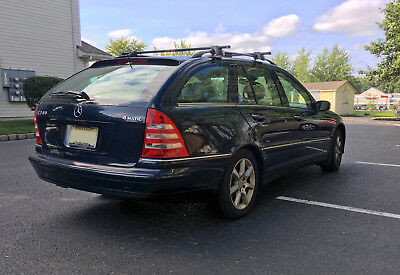 2005 Mercedes-Benz C-Class C240 2005 Mercedes-Benz C240 4Matic Wagon - Needs Transmission Replacement