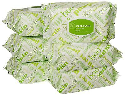 Elements Baby Wipes, Body Hands Mouth Wet Wipes Well with Sensitive Skin 480 Ct