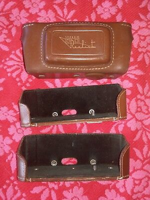 Stereo Realist Leather Case + Extra Cradle.