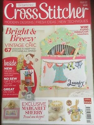 Cross Stitcher Magazine Issue 237