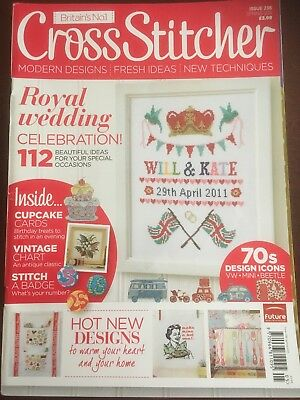Cross Stitcher Magazine Issue 238