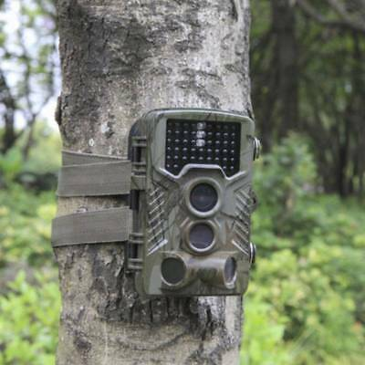 NEW 16MP HD Hunting Trail Camera PIR IR LED Motion Activated Security Wildlife