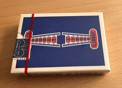 Jerry's Nugget Playing Cards. Rare, Authentic & Sealed! Blue. As Pictured