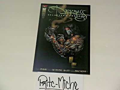 The Darkness Collected Editions 1 TPB 1997 Ennis Silvestri 😬Check my listings!