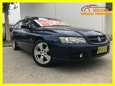 2005 Holden Commodore VZ Lumina Wagon 5dr Auto 4sp 3.6i Automatic A Wagon