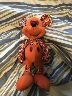 JULY Mickey Mouse Memories Disney Plush Toy Limited Edition ** IN HAND **