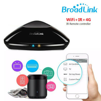 New Broadlink Bean RM Mini3 WiFi/IR Smart Home Remote Controller App Control UK^